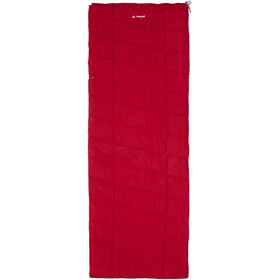 VAUDE Navajo 500 Syn Sleeping Bag red
